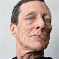 Man with blue eyes, 2009
