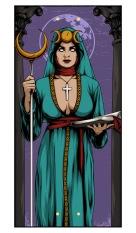 The High Priestess FIN