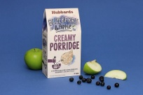 Hubbards Porridge w blueberry