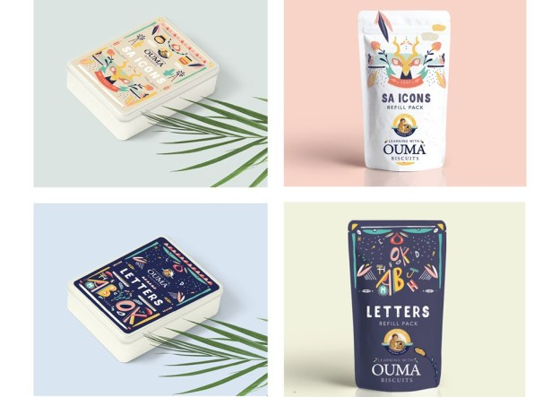 Emma Haines - Learning With Ouma - Packaging